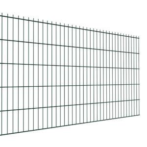 2D Панель Bastion 5/6 1,03х2,5 RAL 6005 GL