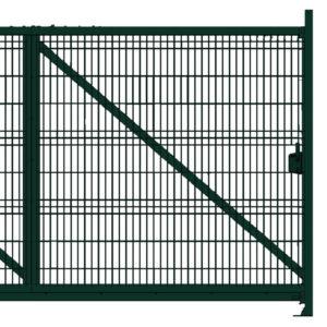 Ворота Откатные 1,5х3,0 м