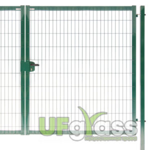 Ворота Распашные 1,7х5,0 м