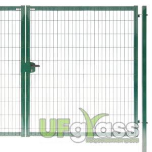 Ворота Распашные 1,7х4,0 м